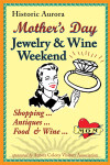 Buy your tickets NOW for a memorable Mothers Day in Aurora.