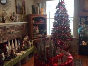 Gifts and contemporary holiday and botanical decor await you at French Prairie Perennials, corner of 3rd & Main Streets.