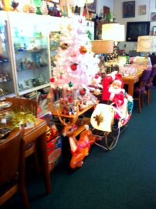 It's a Mid-Century Modern Christmas at Timeless Antiques, corner of 2nd & Liberty Streets (503)678-6987
